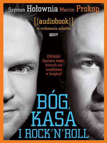 Audiobook. Bóg, kasa i rock'n'roll