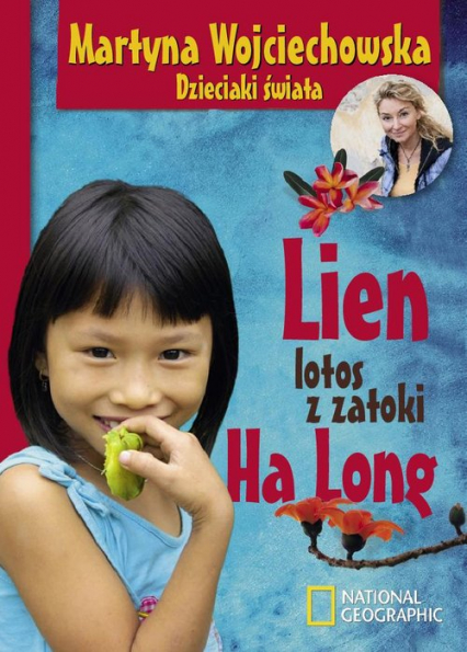 Lien, lotos z zatoki Ha Long