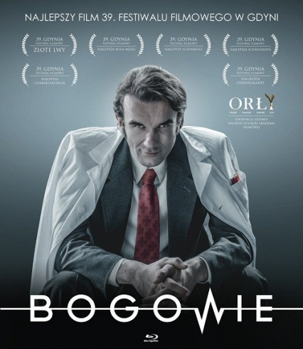 Bogowie. Blue-ray