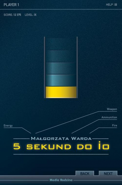 5 sekund do IO