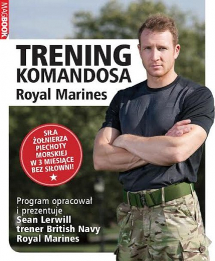 Trening Komandosa Royal Marines