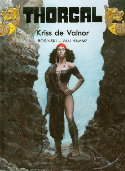 Thorgal Kriss de Valnor Tom 28
