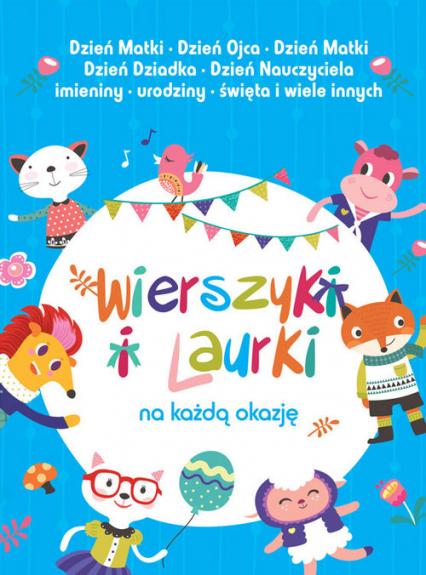 Wierszyki I Laurki Informacje O Książkach Sklep