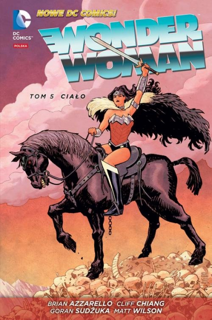 Wonder Woman Tom 5 Ciało
