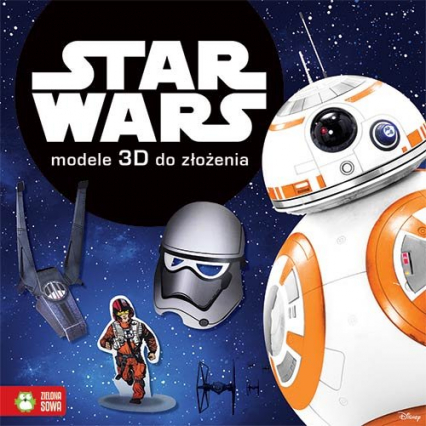 Modele 3D do złożenia Star Wars