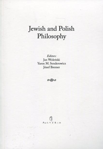 Jewish and Polish Philosophy