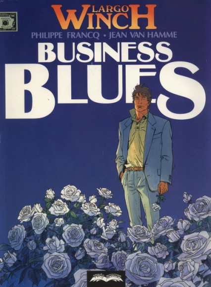 Largo Winch 4 Business Blues