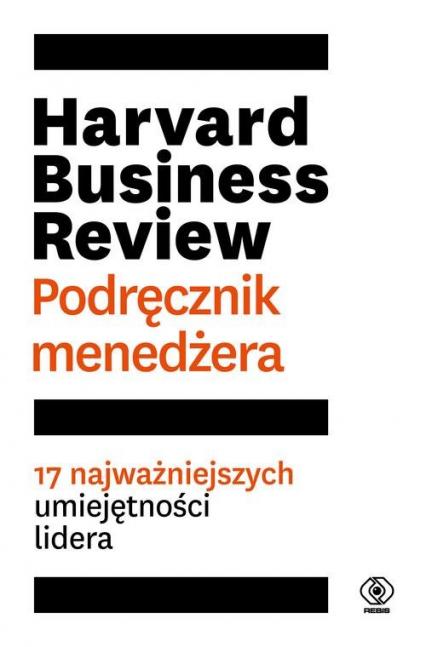 harvard business review podręcznik menedżera pdf