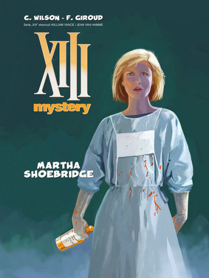 XIII Mystery 8 Martha Shoebridge