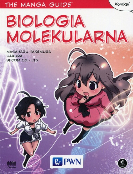 The manga guide Biologia molekularna