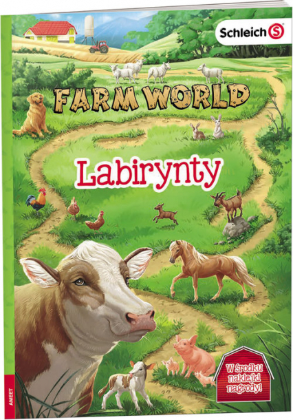 Farm World Labirynty LMAS-301