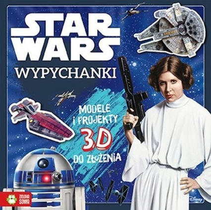 Wypychanki modele 3D Star Wars