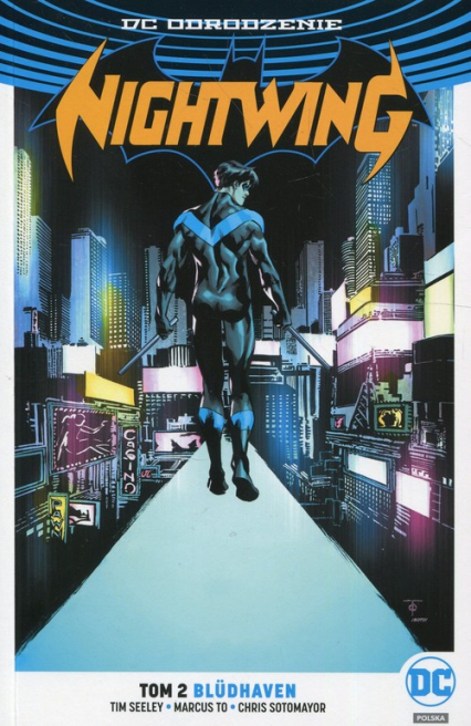 Nightwing Tom 2 Bludhaven