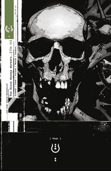 Black Monday Murders Tom 2