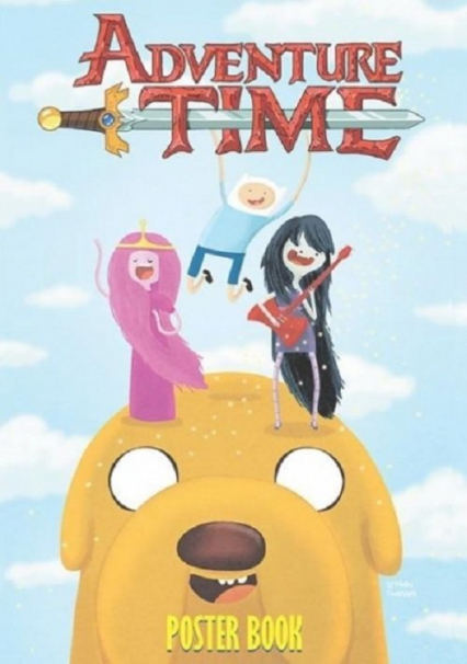 Adventure Time - POSTER BOOK / Studio JG