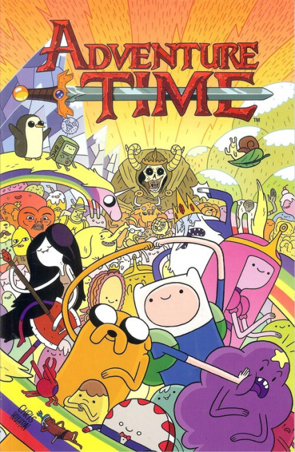 Adventure time 1 / Studio JG