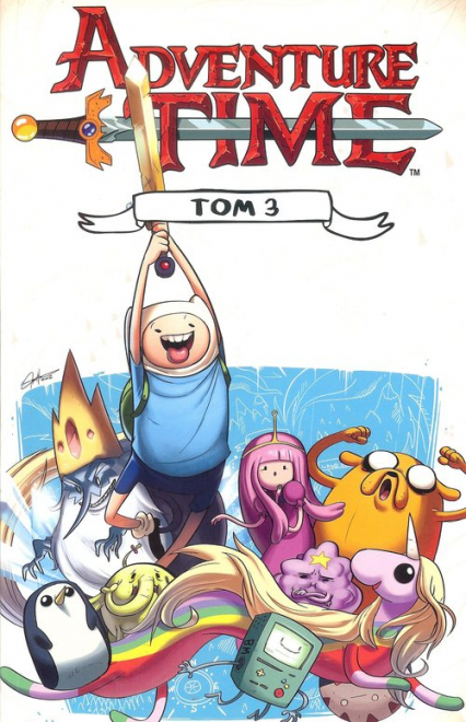 Adventure time 3 / Studio JG