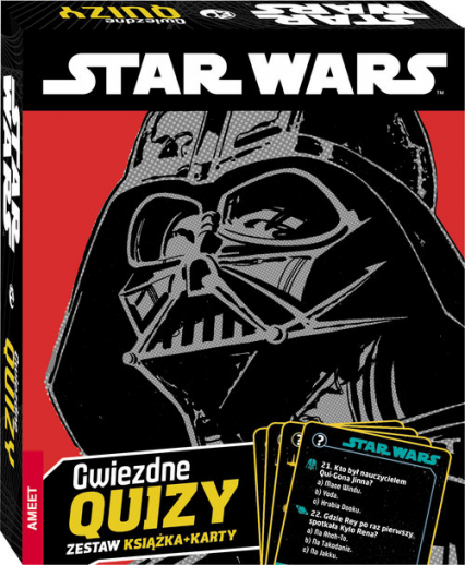 Star Wars Gwiezdne Quizy BOX-2
