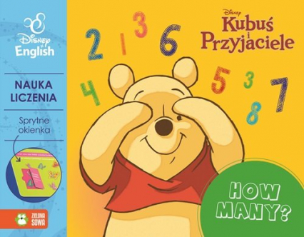 Sprytne okienka! How many? Disney English