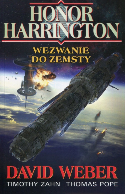 Honor Harrington Wezwanie do zemsty