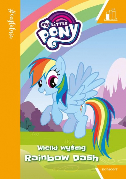 My Little Pony Wielki wyścig Rainbow Dash