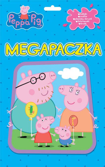 świnka Peppa Megapaczka Część 1 Informacje O Książkach