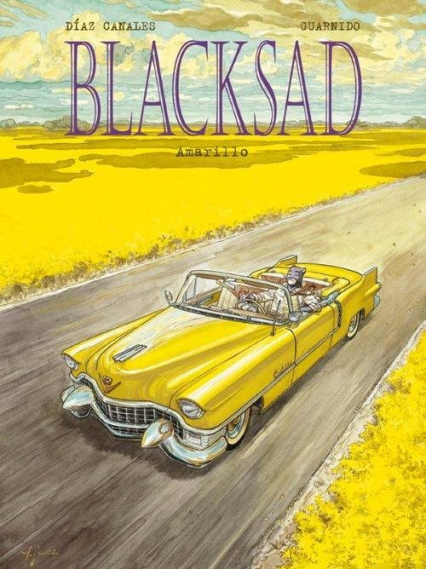 Blacksad Amarillo Tom 5