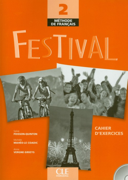 Festival 2 Exercices + CD