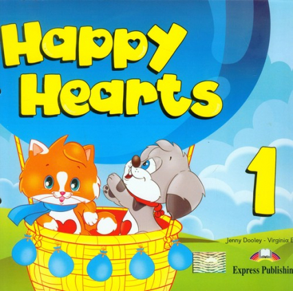 Happy Hearts 1 Pupil's Book z płytą CD