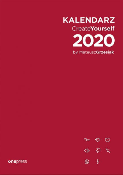 Kalendarz Create Yourself 2020