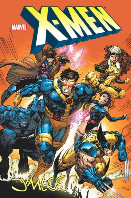 X-Men Jim Lee