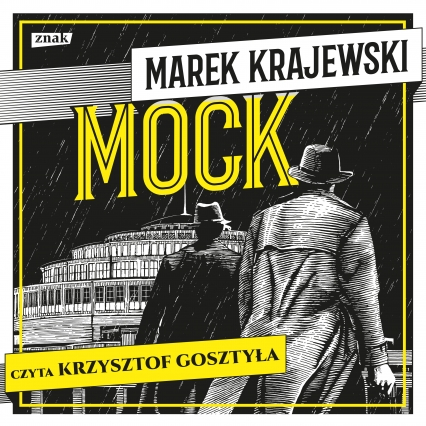 Mock - Audiobook na CD