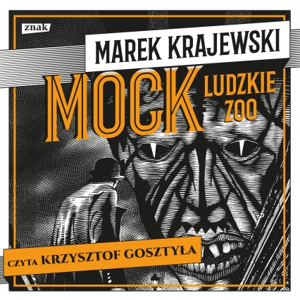 Mock. Ludzkie zoo - audiobook na CD